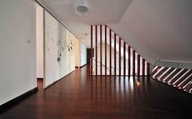 艺术感时尚现代风格阁楼设计展示