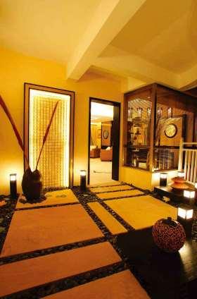 东南亚风格温馨创意过道设计案例