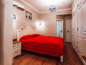 浪漫欧式卧室装修图例