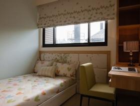 2015年简约卧室装潢设计