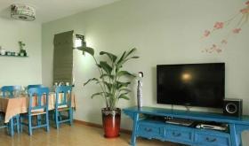 中式客厅背景墙装修效果展示