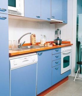 田园厨房装修设计