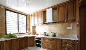 2015中式厨房装潢设计