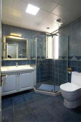 欧式卫生间装修案例