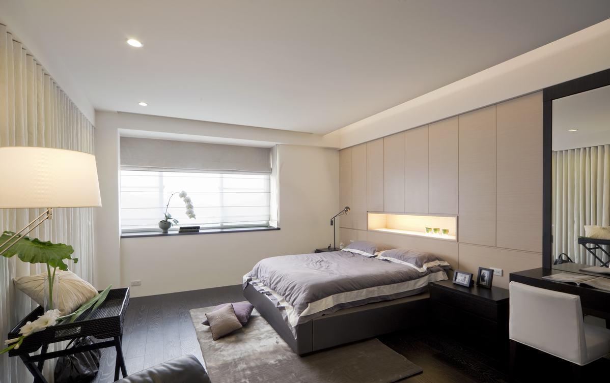 2015简约卧室装潢设计