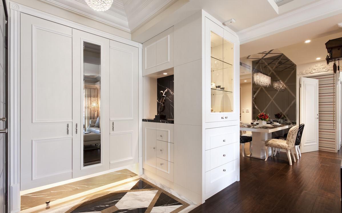 2015新古典两居装修效果图