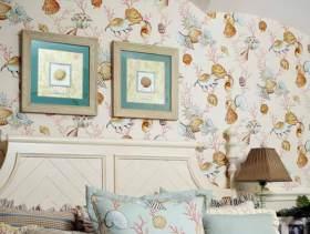 温馨田园卧室装修设计欣赏