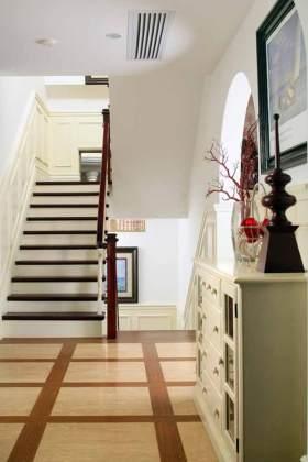 自然地中海楼梯效果展示