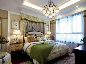 欧式温馨卧室设计展示