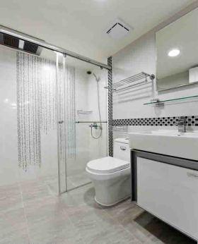 新古典卫生间装修案例欣赏