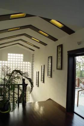 新中式楼梯装修效果