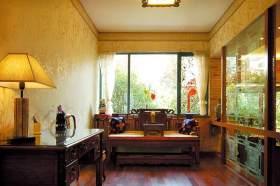 东南亚式书房装修设计