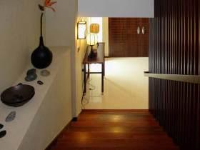 中式楼梯简约装修设计
