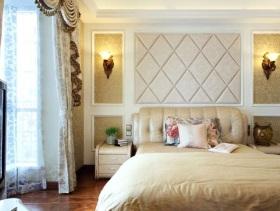 欧式温馨卧室装修案例