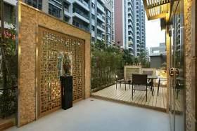 中式花园开放式设计