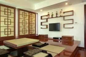 中式经典榻榻米装修设计