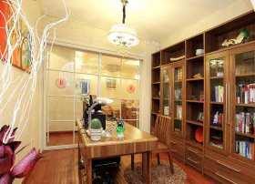 中式创意书房装修设计