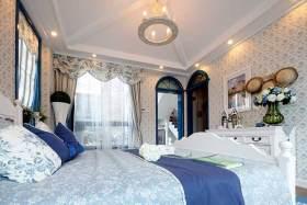 地中海唯美设计卧室装潢
