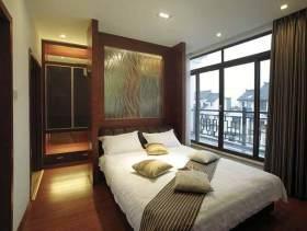 清雅中式风格卧室温馨设计