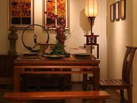 中式餐厅传统经典设计