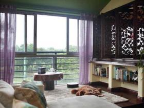 东南亚风卧室浪漫装潢实例
