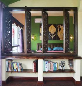 2016东南亚风格窗户设计