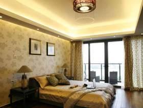 欧式灰色调卧室温馨设计
