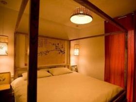 2016中式风格浪漫典雅起居卧室装潢
