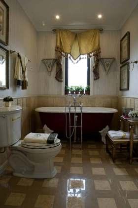 美式卫生间整体装修效果图片