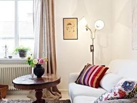 简约小户型客厅唯美设计