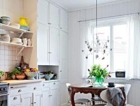 简约风格小户型厨房设计实例