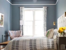 2016简约风格卧室装修整体效果图