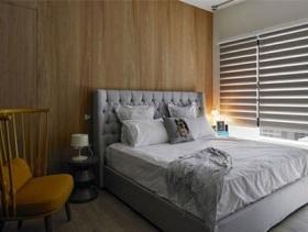 2016现代风格白色卧室装修欣赏