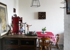 混搭民族风情餐厅装修案例