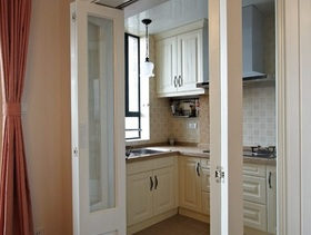 简约小户型定制厨房装修设计