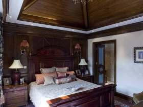 2016美式卧室整体设计效果