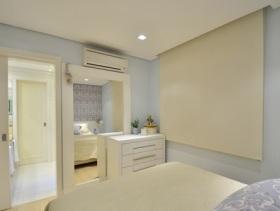纯净清新简约风格卧室温馨设计