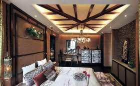 东南亚卧室装潢美图欣赏