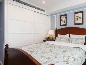 新古典风格温馨舒适卧室装修案例欣赏