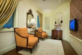 地中海米色客厅装修效果图