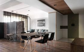现代公寓个性设计