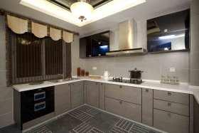 2016中式现代厨房装修设计