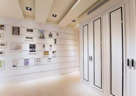 新古典主义精致照片背景墙装饰设计欣赏