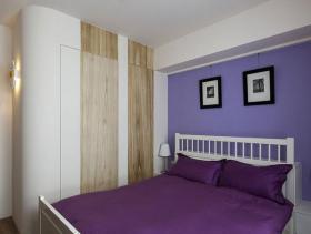 简约设计浪漫风情卧室装修设计欣赏