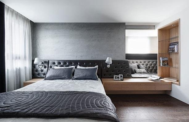 背景墙 房间 家居 起居室 设计 卧室 卧室装修 现代 装修 613_396