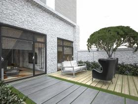 2016现代别墅阳台设计图片