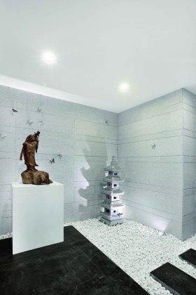 现代风格玄关设计图片展示