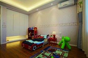 简欧趣味儿童房装修设计