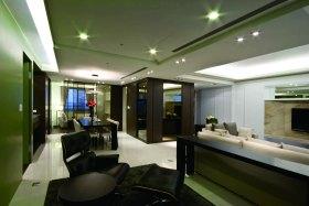时尚现代客厅装饰效果图