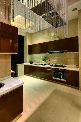 2016新古典精致厨房设计图